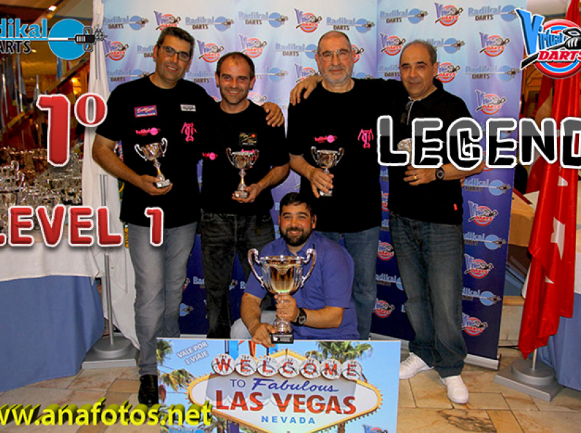Picture RADIKAL DARTS INTERNATIONAL CHAMPIONSHIP MADRID 2015
