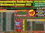 Internationaler Wettbewerb Sommer 2012