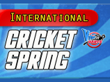 Winners of the International Cricket Spring