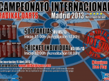 ¡Cuadrantes Individual Internacional!/ Brackets International Individual!