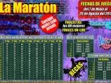 """Los primeros clasificados en las categorias de """"LA MARATON"""""""