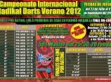 Campeonato Internacional Radikal Darts Verano 2012