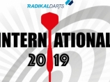 RADIKAL DARTS INTERNATIONAL DARTS CHAMPIONSHIP 2019