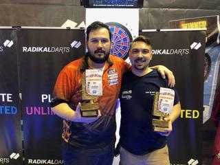Tiwi-Rubén Subcampeón Parejas Nivel 2