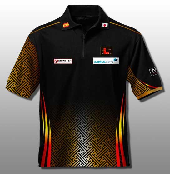 Camiseta Toni Alcinas Radikal Darts