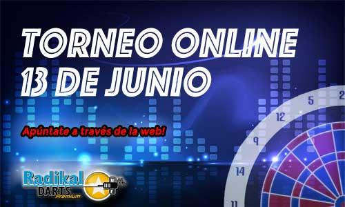 Torneo de Dardos Online Radikal Darts
