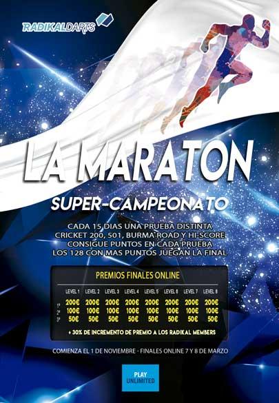 Supercampeonato de dardos La Maraton RadikalDarts
