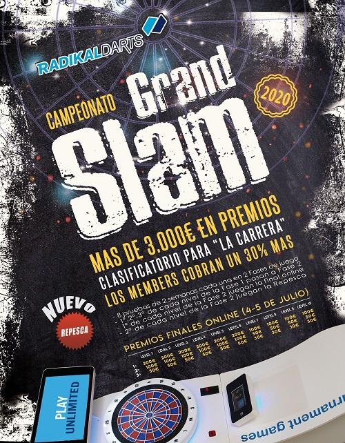 Grand Slam Campeonato de Dardos Radikal Darts
