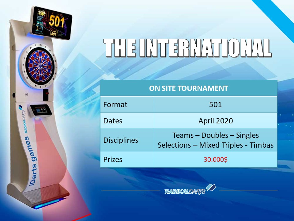 The International Tournament  RadikalDarts