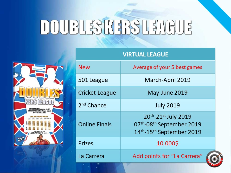 Doubles Kers League RadikalDarts