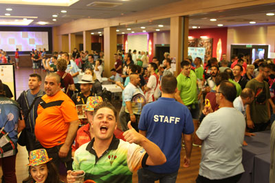 International Darts Tournament  RadikalDarts 2019 Lloret de Mar. PlayUnlimited