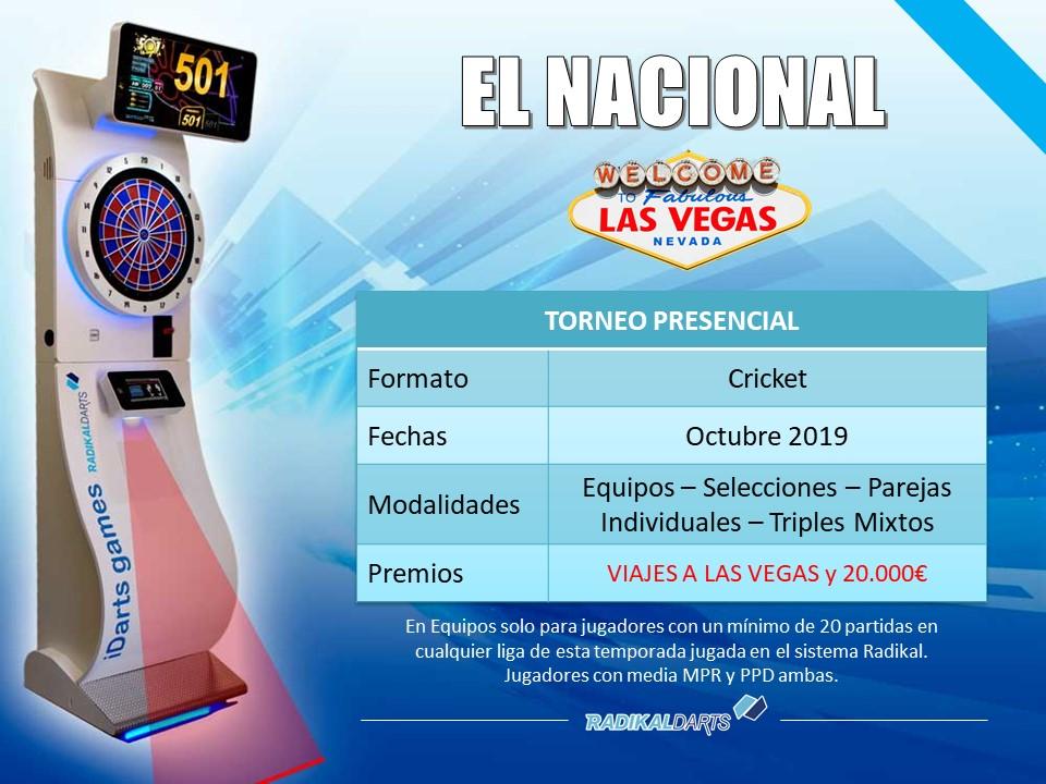 Campeonato Nacional Presencial RadikalDarts