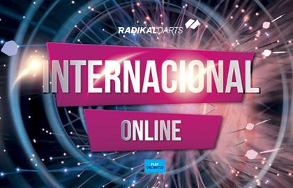 Internacional online de dardos Radikal Darts